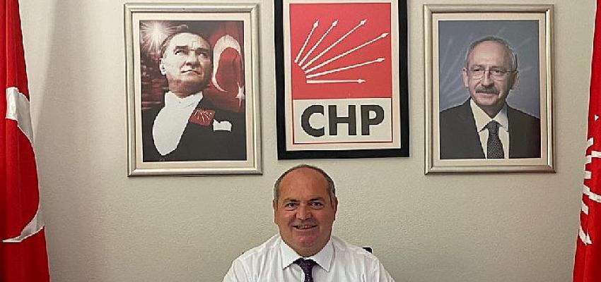 CHP Fethiye İlçe Başkanı Mehmet Demir, Çay simit hesabı yapanlar bu ara suskun.!